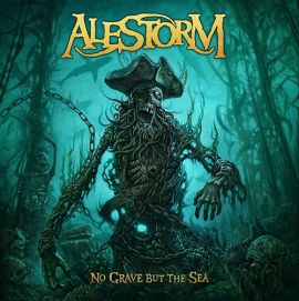 Alestorm No grave but the sea