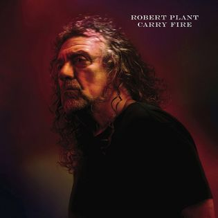 robert plant carry fire cover