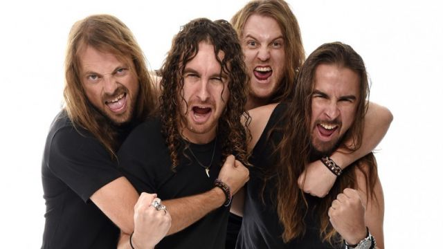 airbourne band 2017