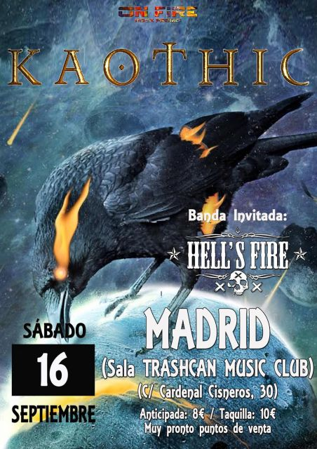 kaothic y hell's fire